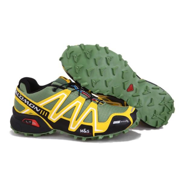 Salomon Speedcross 3 Adventure In Gray Shoes