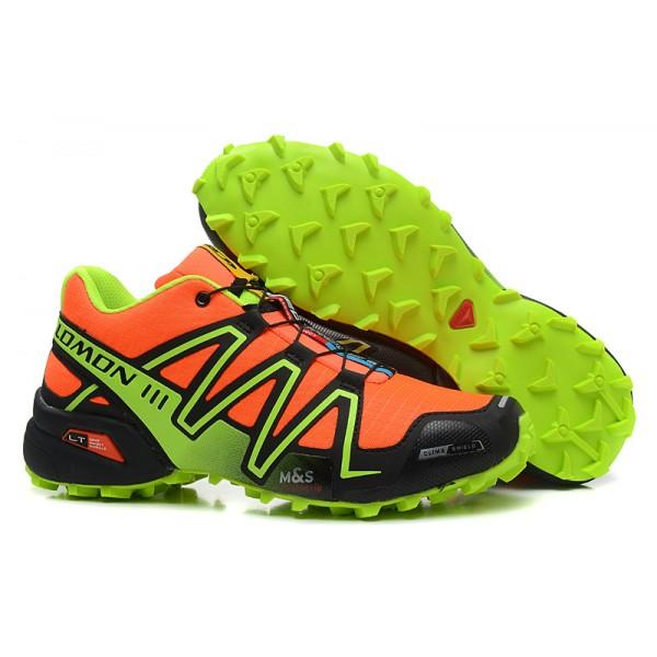 Salomon Speedcross 3 CS Trail Running In Orange Shoes Cheap