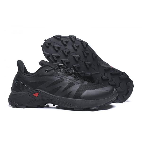 Salomon Speedcross GTX Trail Running In Full Black Shoes