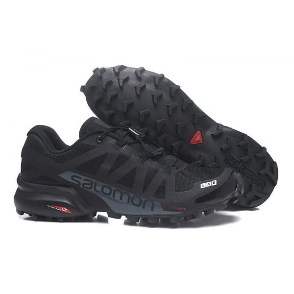 Salomon Speedcross Pro 2 Trail Running In Black Shoes
