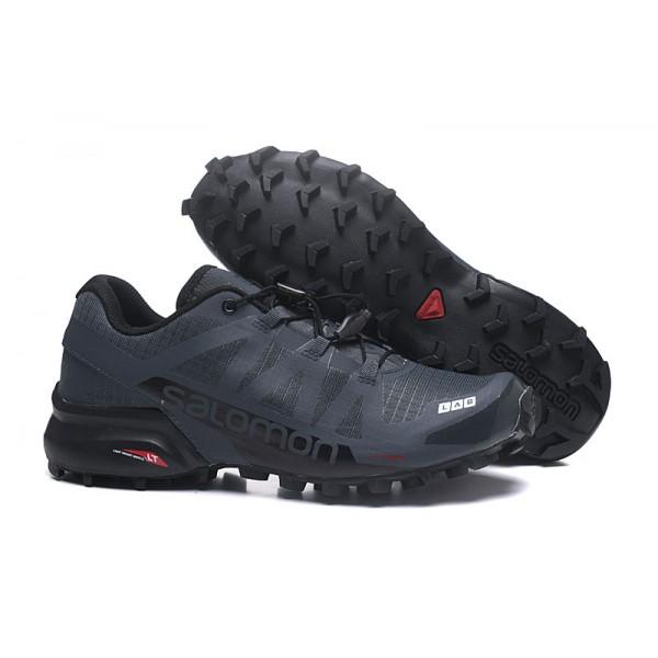 Salomon Speedcross Pro 2 Trail Running In Deep Gray Shoes