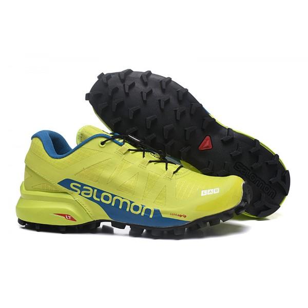Salomon Speedcross Pro 2 Trail Running In Fluorescent Yellow Shoes